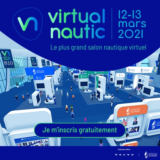 Inscription Virtual Nautic